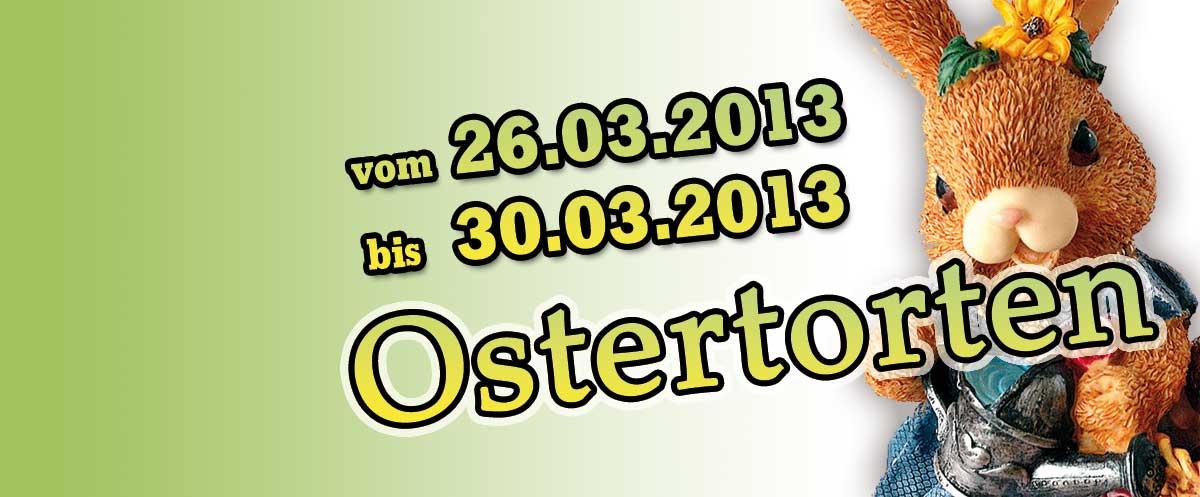 Angebot Ostern 2013
