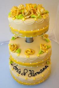 bäckerei konditorei Lassan Hochzeotstorte Torte Einzelanfertigung