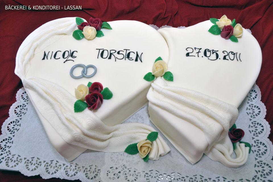 Hochzeitstorte 1