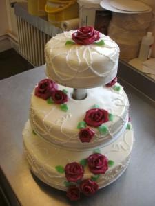 hochzeitstorte - torte zur hochzeit