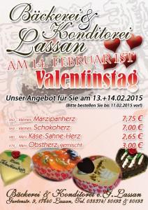 Valentinstag Torte 2015