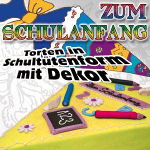 Torte zum Schulanfang 2017