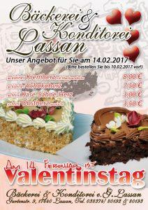 valentinstag torten 2017 bäckerei konditorei lassan
