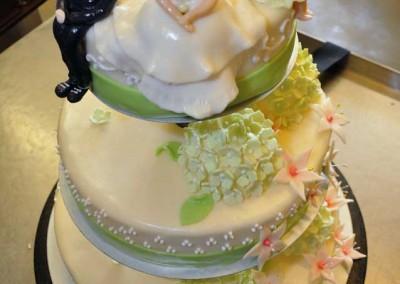 Hochzeitstorte, Torte, Konditor, Bäckerei