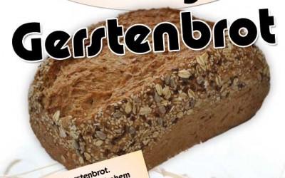 Gerstenbrot – Brot des Monats August 2015 – Angebot