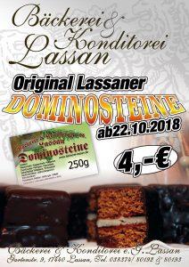 Dominosteine vom Bäcker - 2018